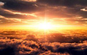 сход солнца